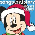CD Cover Image. Title: Songs and Story: Mickey's Christmas Around the World, Artist: Disney