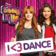 CD Cover Image. Title: Shake It Up: I <3 Dance