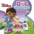 CD Cover Image. Title: Doc McStuffins: The Doc is In, Artist: Doc McStuffins