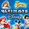 CD Cover Image. Title: Ultimate Disney, Artist: Disney
