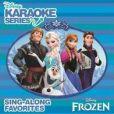 CD Cover Image. Title: Disney Sing-Along: Frozen