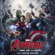 CD Cover Image. Title: Avengers: Age of Ultron [Original Soundtrack], Artist: Brian Tyler