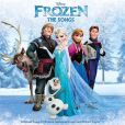 CD Cover Image. Title: Frozen: The Songs [LP]