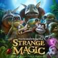 CD Cover Image. Title: Strange Magic, Artist: