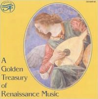 A Golden Treasury of Renaissance Music
