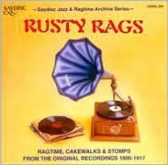 Rusty Rags: Ragtime Cakewalks & Stomps