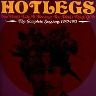 You Didn't Like It Because You Didn't Think of It: The Complete Sessions 1970-1971