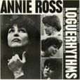 CD Cover Image. Title: Loguerhythms: Songs from the Establishment, Artist: Annie Ross
