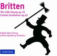 Britten: The Little Sweep; Cantata Academica