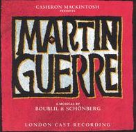 Martin Guerre [London Cast Recording]