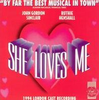She Loves Me [1994 London Cast Recording]