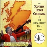 The Scottish Fiddle Orchestra At the Royal Albert Hall, London
