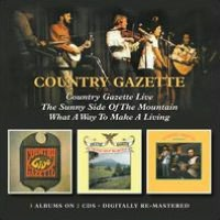 Country Gazette Live/Sunny Side of the Mountain/What a Way to Make a Living