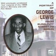 A Portrait of George Lewis: From Burgundy Street to Berlin