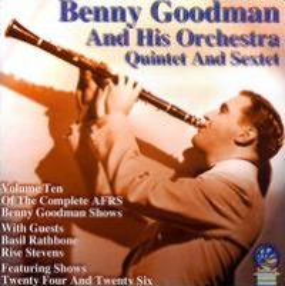AFRS Benny Goodman Show, Vol. 10