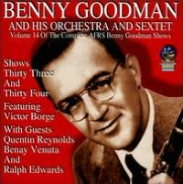 AFRS Benny Goodman Show, Vol. 14