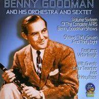 AFRS Benny Goodman Show, Vol. 16