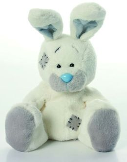 Blue Nose Friends Rabbit 4 inch Plush