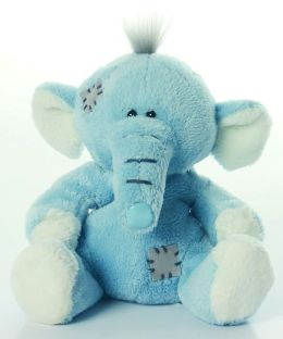 Blue Nose Friends Elephant 4 inch Plush
