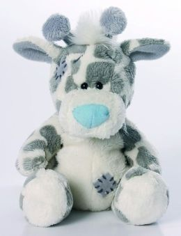 Blue Nose Friends Giraffe 4 inch Plush