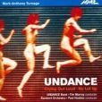 CD Cover Image. Title: Mark-Anthony Turnage: Undance; Crying Out Loud; No Let Up, Artist: Paul Hoskins