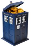 Product Image. Title: Doctor Who Tardis Talking Cookie Jar