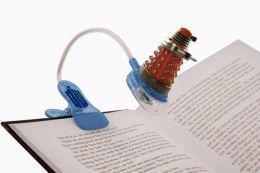 Doctor Who: Clip-on Dalek Book Light