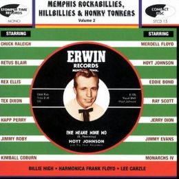 Memphis Rockabillies, Vol. 2: Hillbillies and Honky Tonkers