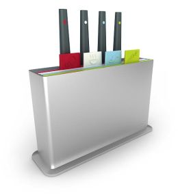 Index Plus - Chopping Board Set with Knives