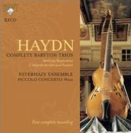 Haydn: Complete Baryton Trios