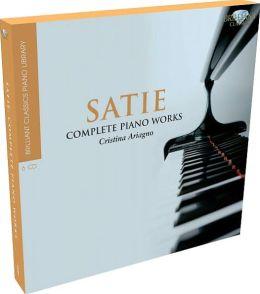 Satie: Complete Piano Works