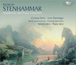 Wilhelm Stenhammar: Symphonies and Piano Concertos