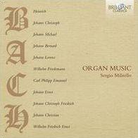Bach Family Organ Music