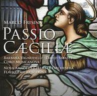 Marco Frisina: Passio Cæciliæ