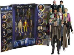 Doctor Who/Figure/Std (5in) 11th Doctors Collector's Set (11pk)