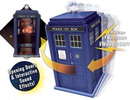 Doctor Who/Flight Control TARDIS/11th Doctor