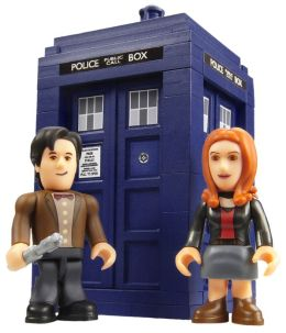 Doctor Who/Character Building/TARDIS Mini Set