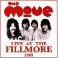 CD Cover Image. Title: Live at the Fillmore 1969, Artist: The Move