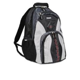 Microsoft 39309 Queue Laptop Backpack - Fits Notebook PCs up to 15.6,