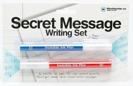 Secret Message Writing Set