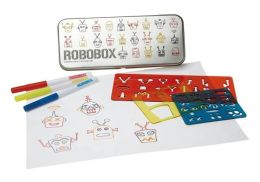 Robobox Stencil Kit