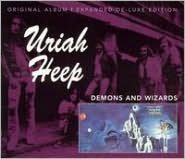 Demons and Wizards [UK Bonus Tracks]