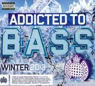 Ministry of Sound: Addicted to Bass Winter 2013