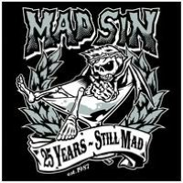 25 Years: Still Mad [Bonus DVD]