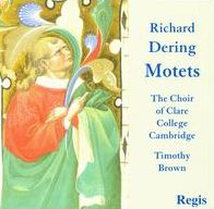 Richard Dering: Motets