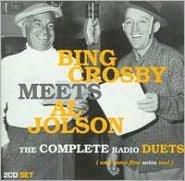 Bing Crosby Meets Al Jolson