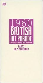 1960 British Hit Parade, Vol. 2: July To December
