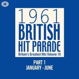 1961 British Hit Parade, Pt. 1 [Fantasic Voyage]