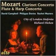 Mozart: Clarinet Concerto; Flute & Harp Concerto