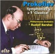 Prokofiev: Symphonies Nos. 5 & 1